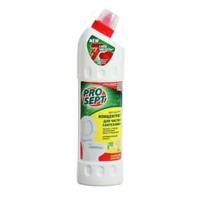 Чистящее средство для ухода за сантехникой Bath Acid PIus.Лимон  Концентрат, 750 мл Ош