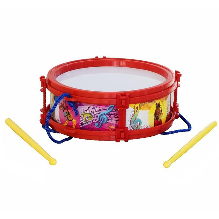 Инструмент «Барабан», детский