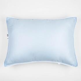 "Подушка Адамас ""Лебяжий пух"", размер 70х70 см, чехол полиэстер, цвет микс"