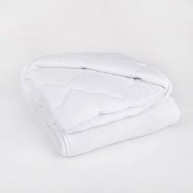 Одеяло всесезонное Адамас 'Лебяжий пух', размер 200х220 ± 5 см, 300гр/м2, чехол п/э Ош