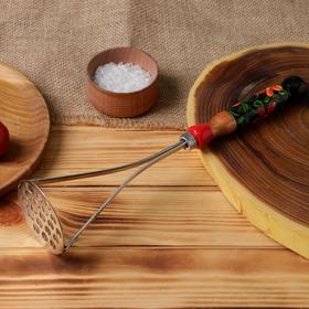 {{photo.Alt || photo.Description || 'Толкушка с деревянной ручкой, художественная роспись'}}