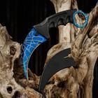 "Knife karambit awkward ""Web"", blade 9.5 cm"