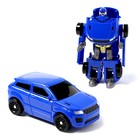 Робот «Спорткар», трансформируется, МИКС - фото 105506523