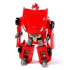 Робот «Спорткар», трансформируется, МИКС - фото 105506534