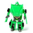 Робот «Спорткар», трансформируется, МИКС - фото 105506538