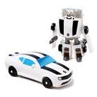 Робот «Спорткар», трансформируется, МИКС - фото 105506524