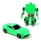 Робот «Спорткар», трансформируется, МИКС - фото 105506527