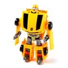 Робот «Спорткар», трансформируется, МИКС - фото 105506528