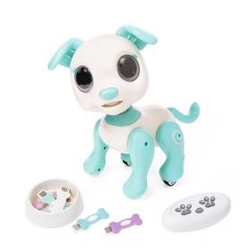 Робот-питомец радиоуправляемый, интерактивный «Пёс», работает от аккумулятора