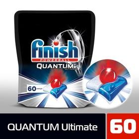 FINISH Ultimate Капсулы для посудомоечных машин 60 шт дойпак
