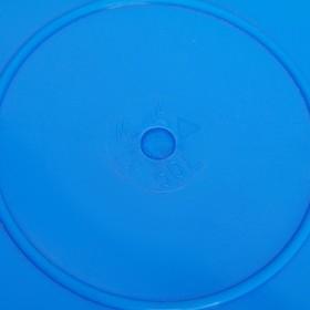 Таз круглый 50 л, цвет МИКС - фото 4637418