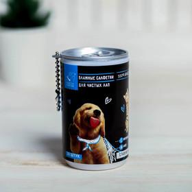 Влажные салфетки для животных 'Для чистых лап' 30 штук Ош