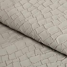 Пэчворк декоративная кожа «Асфальт», 50 х 50 см.