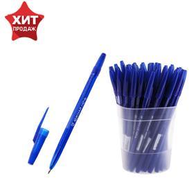 Ручка шариковая «Стамм», «Южная ночь», узел 0.7 мм, чернила синие на масляной основе, корпус с блестками, стержень 152 мм
