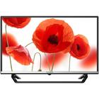 "Телевизор Telefunken TF-LED32S10T2S, 32"", 1366x768,DVB-T2,2xHDMI,1xUSB,SmartTV, серебристый   497335"