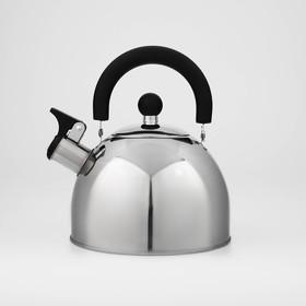 Чайник 1,8 л со свистком