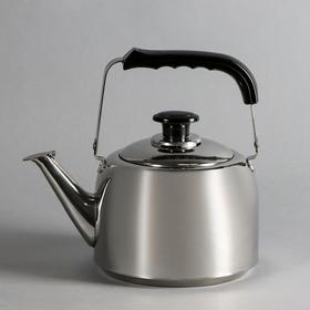Чайник 3 л, нержавеющая сталь