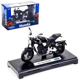 Модель мотоцикла Honda CB1000R, 1:18