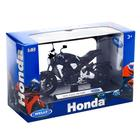 Модель мотоцикла Honda CB1000R, 1:18 - фото 105654927