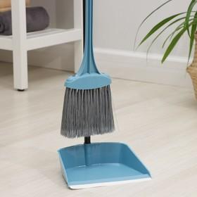 Набор для уборки помещений с веником «Ленивка»