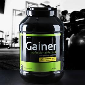 Гейнер XXI Power, ваниль, 3.4 кг