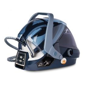 Парогенератор Tefal GV9080, 2400 Вт, 1.6 л, 500 г/мин, съёмный резервуар, синий