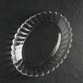 Тарелка овальная Sarina, 25×19×3 см