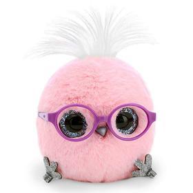 Мягкая игрушка-брелок «КТОтик в маленьких очках», 8 см, МИКС