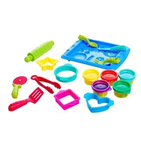 Набор для игры с пластилином «Сладости», в пакете
