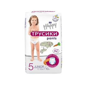 """Подгузники-трусики """"bella baby Happy"""" (11-18 кг), 10 шт"""