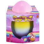 Игрушка «Яйцо с единорогом, растущим в воде» огромное
