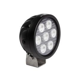 Светодиодная фара PROLIGHT XIL-UMX4025 BLACK, Ø114x80 мм, угол рассеивания 25°