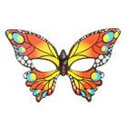 Mask cardboard Butterfly