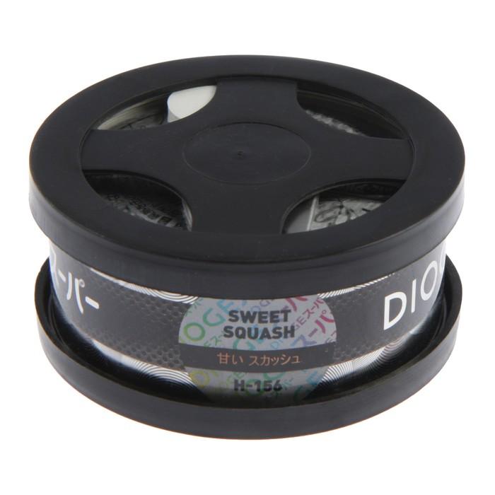 Ароматизатор для авто меловой Dioge, SWEET SQUASH Сладкая свежесть, 45 г
