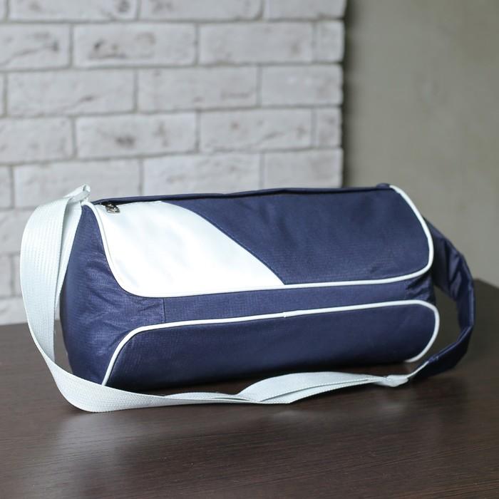 сумка спортивная S 46650 34*d18 см 1 отд, дл ремень
