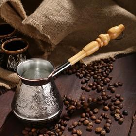 {{photo.Alt || photo.Description || 'Турка для кофе медная «Цветок», 0,4 л'}}