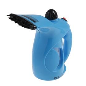 Отпариватель KELLI KL-316, ручной, 1650 Вт, 0.25 л, синий
