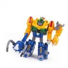 Трансформер «Громовой страж», авто-трансформация, 3 робота