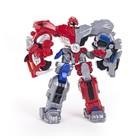 Трансформер «Неустрашимый Икс», авто-трансформация, 2 робота
