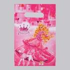 "Package ""Fairy"" plastic with die-cut handle, 20x30 cm, 30 µm"