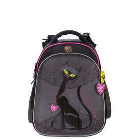 Рюкзак каркасный, Hummingbird T, 39 х 28 х 24, эргономичная спинка, «Кошка»