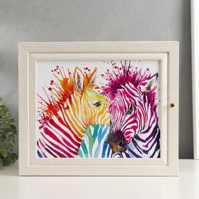 """The housekeeper """"Zebra"""" 26х31х6 cm"""
