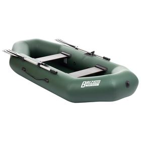 Лодка «Бриз» 260, цвет зелёный
