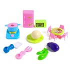 Cookware set Little chef MIX