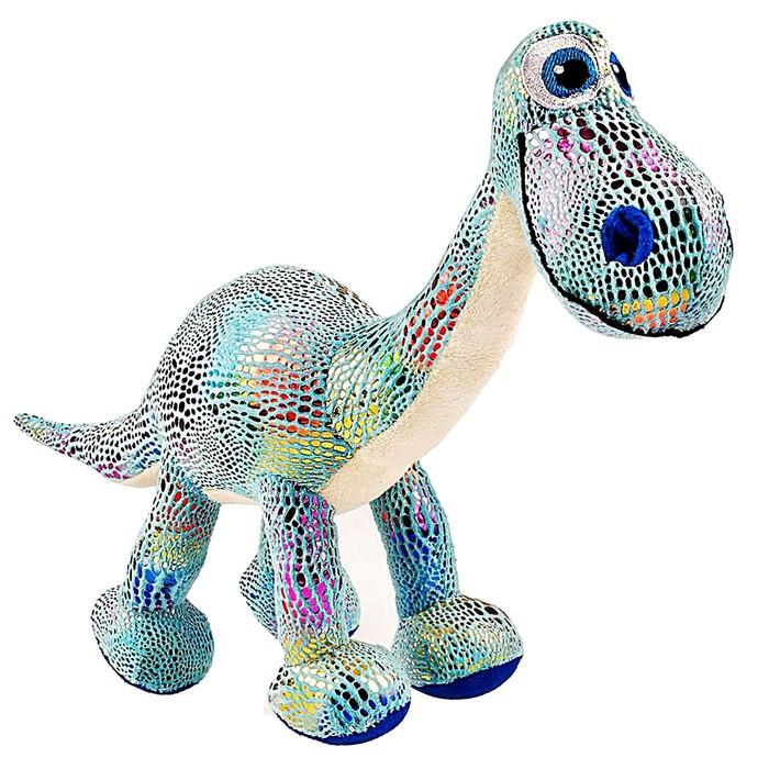 Мягкая игрушка «Динозавр Даки», 29 см - фото 4471033