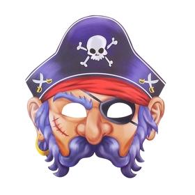 """Маска карнавальная """"Пират"""""""