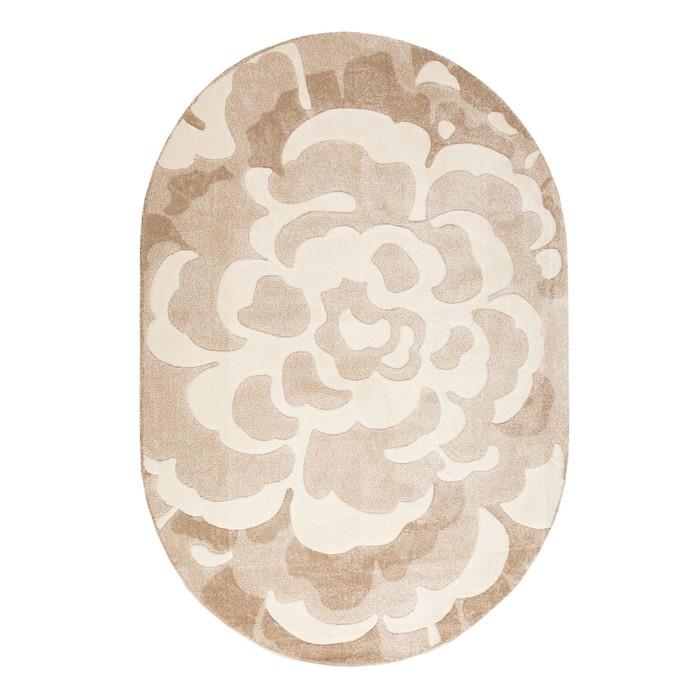 Ковер овальный Soho 0.6x1.1 1952 2 15055 Frise - фото 788022