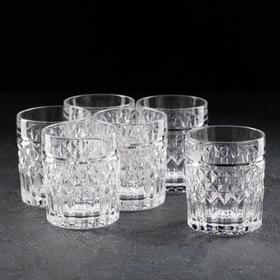 Набор стаканов для виски HARRY 320 мл, 6 шт