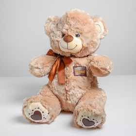 Мягкая игрушка «Медведь с сердечками на лапах», 50 см, цвета МИКС