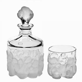Набор для виски Stone: Штоф 550мл+6 стаканов 270мл,